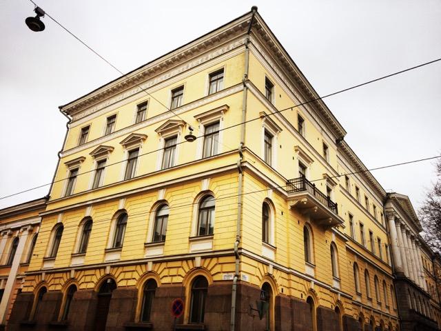 Helsinki - alter Stadtkern