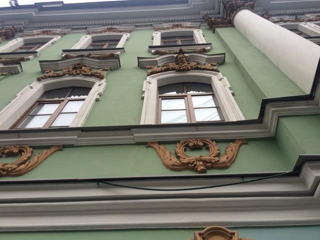Barocke Gebäude