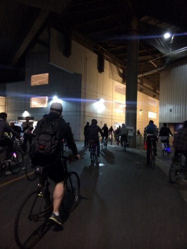 BikeRave_in den Tunnel