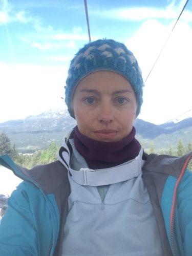 Ab zum Skifahren