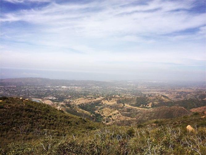 Blick auf Santa Barbara