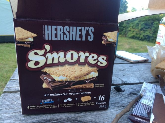 Kult in Canada: Smores
