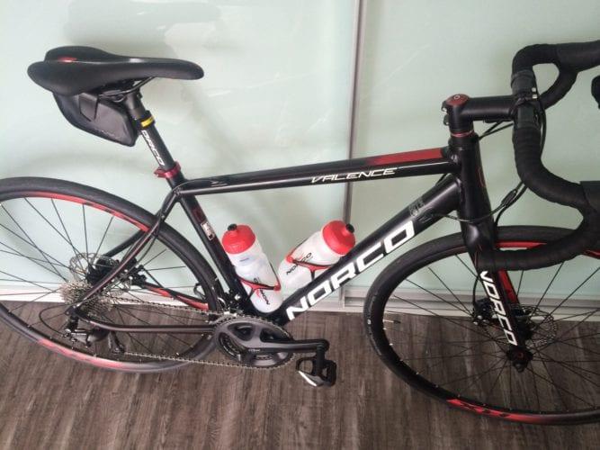 Mein erstes Rennrad