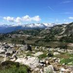 Rauf in die Berge