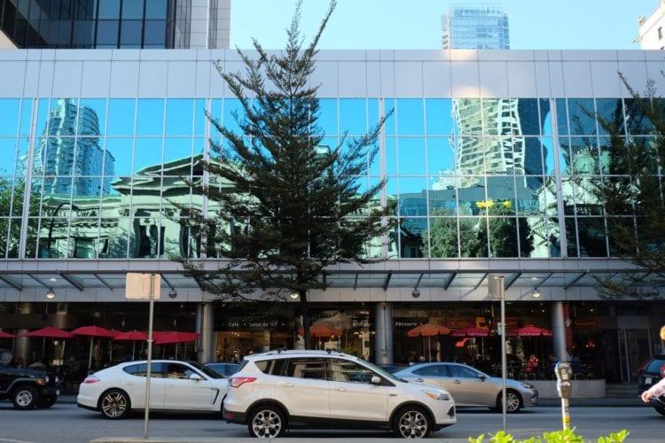Innenstadt Vancouver