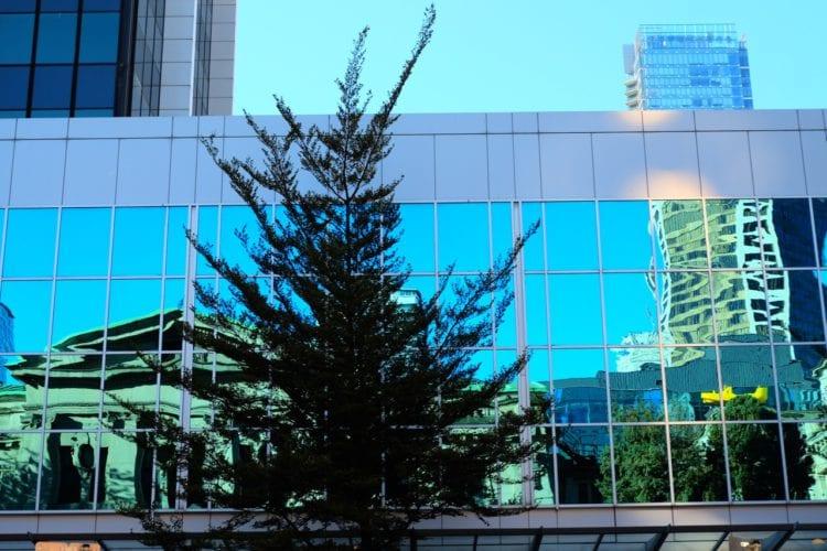 Vancouver, die Glasstadt