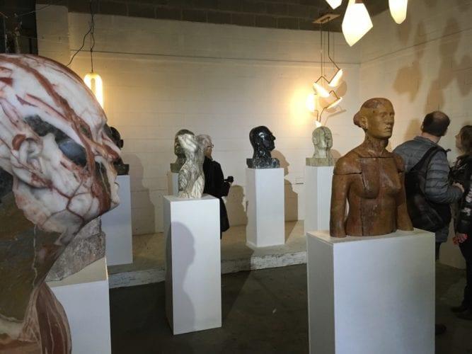Culture Crawl - Sculptures