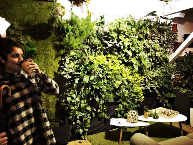 Der gruene Garten