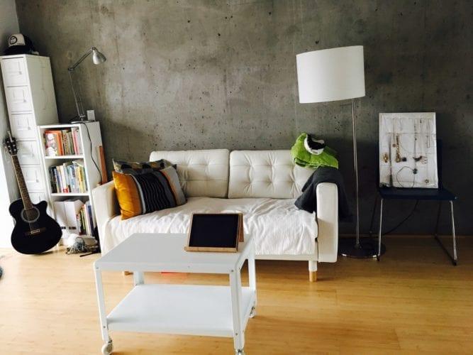 Zweites Wohnzimmer :)