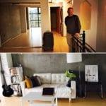 Vorher-Nachher Wohnzimmer