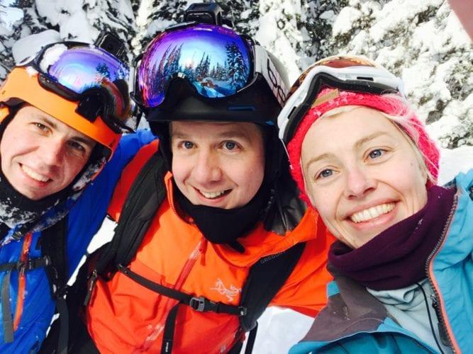 Die Snowboard-Gang