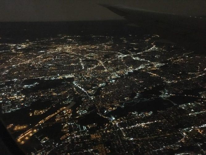 Dublin von oben