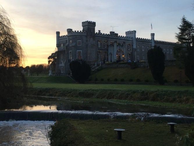 Hochzeit im Irischen Schloss