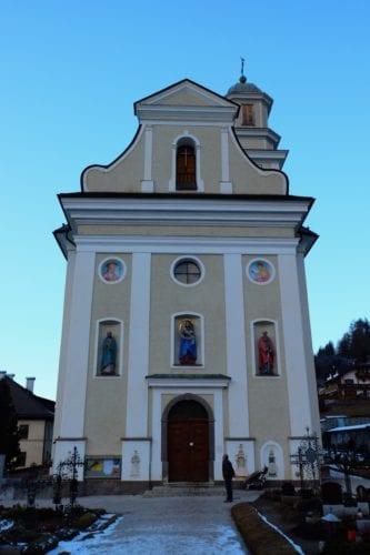 Kirche in Sexten