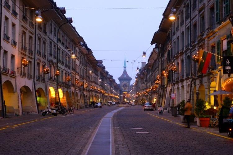 Berner Altstadt