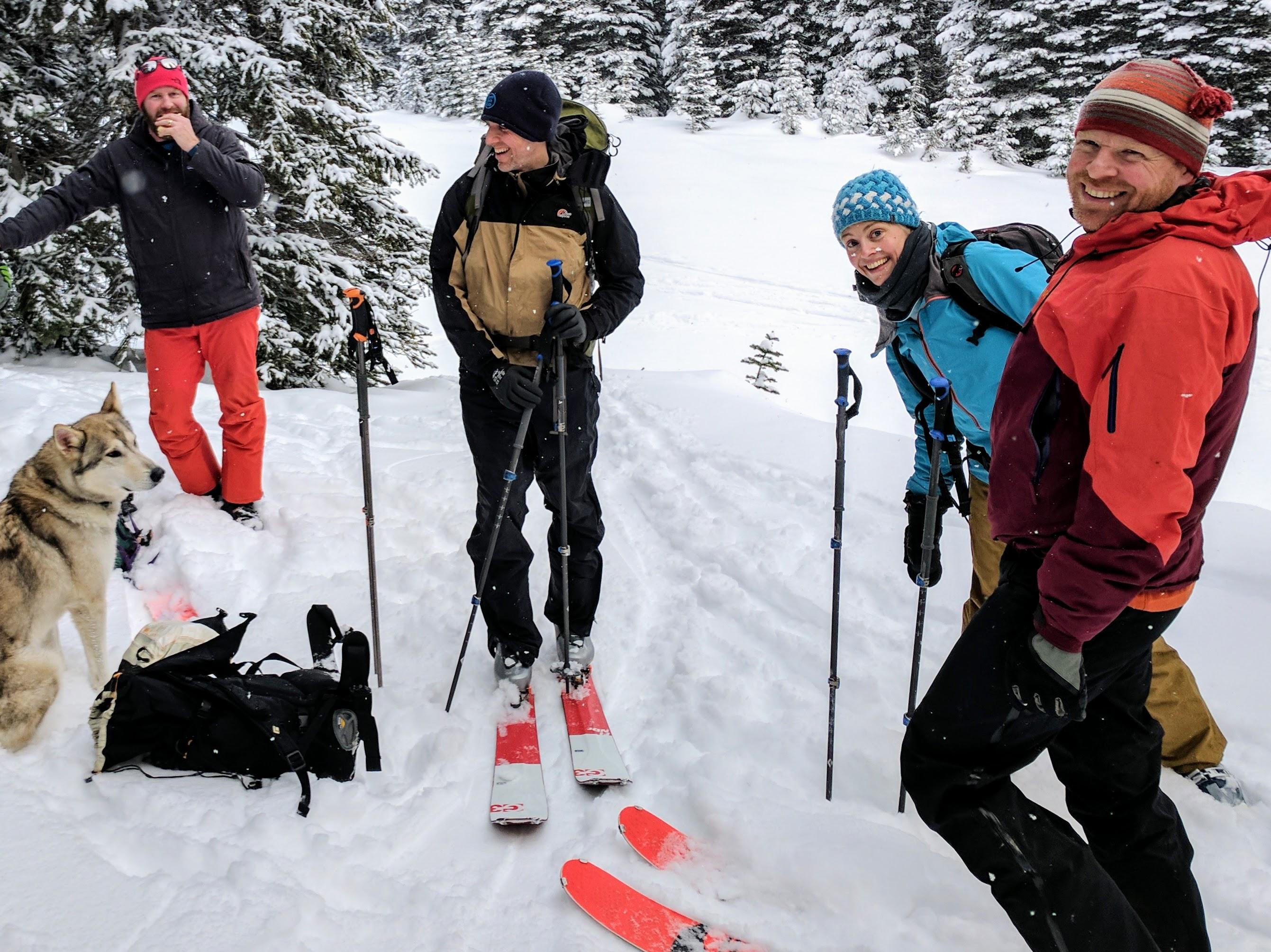 Die Skitruppe