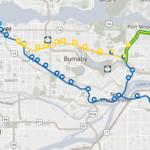 Das komplexe OV System in Vancouver