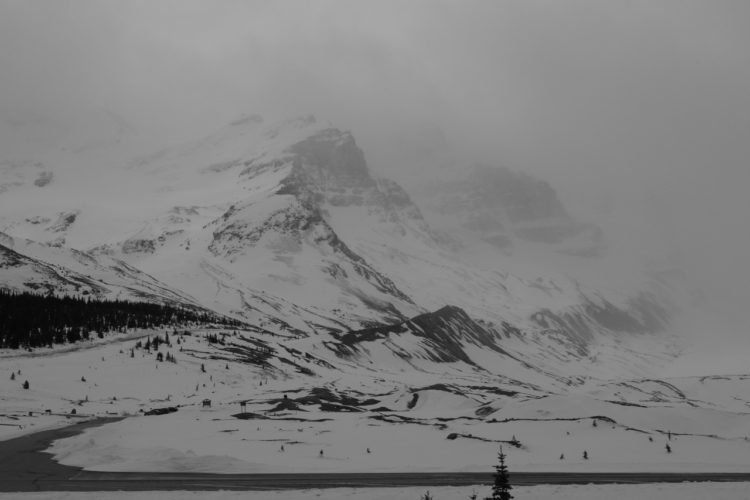 Gletscher Iceparkway