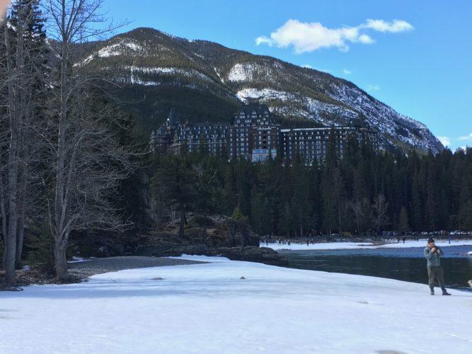 Schloss in Banff