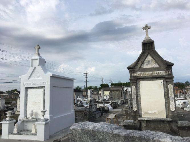 Friedhof - Touristenattraktion