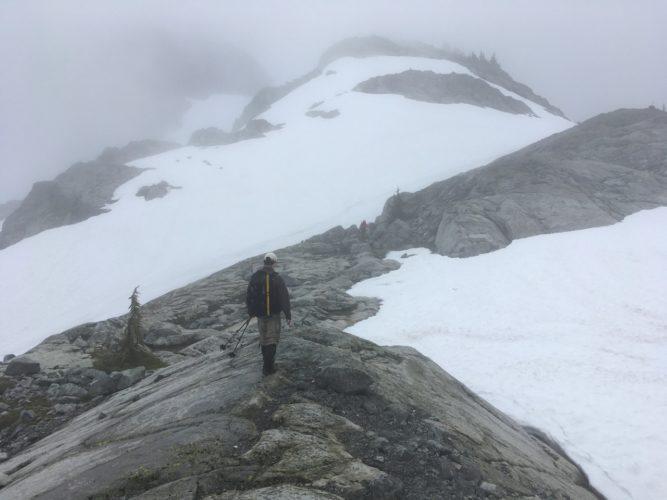 Wo ist der Gipfel