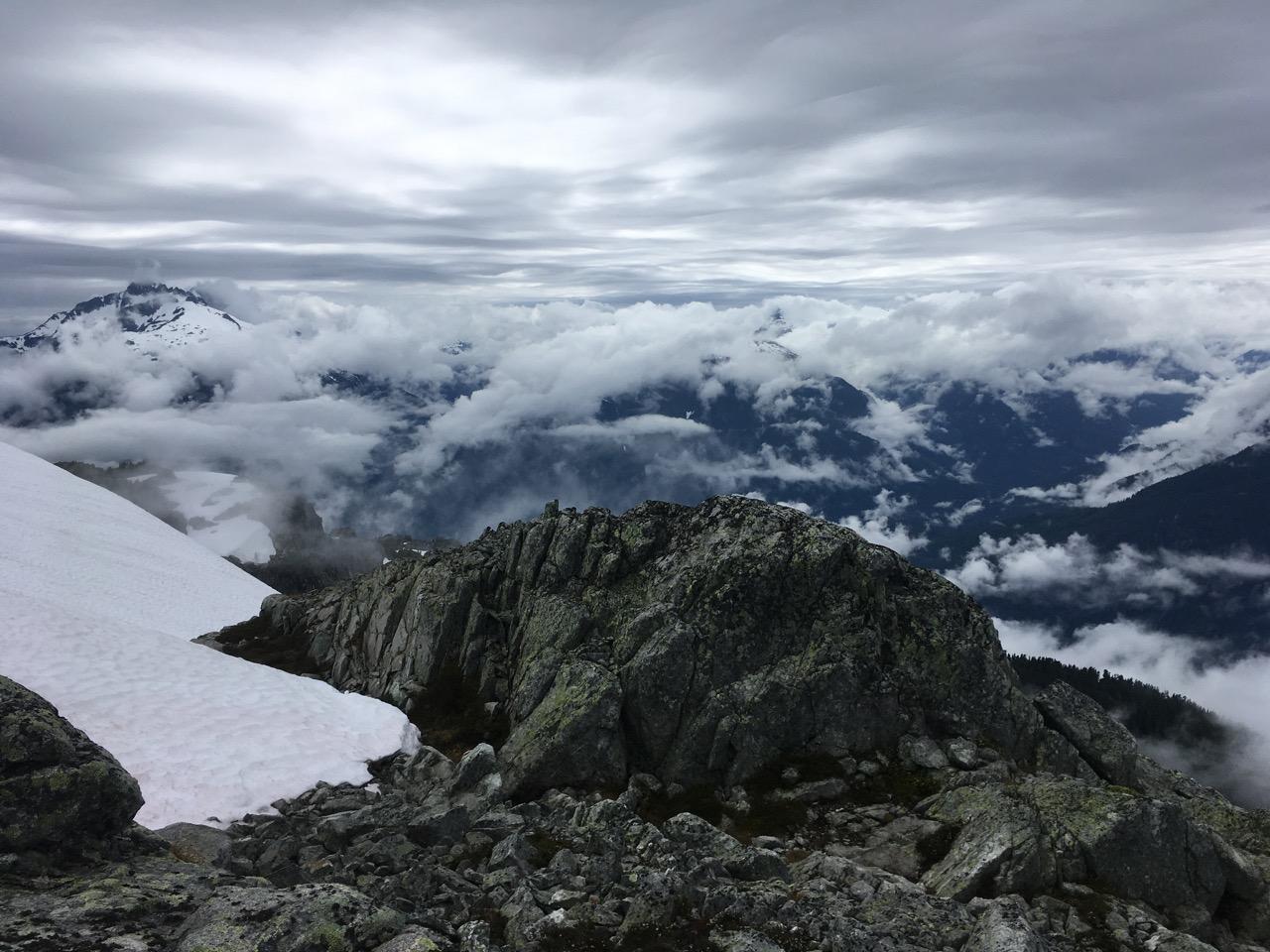 Cloudburst Mountain