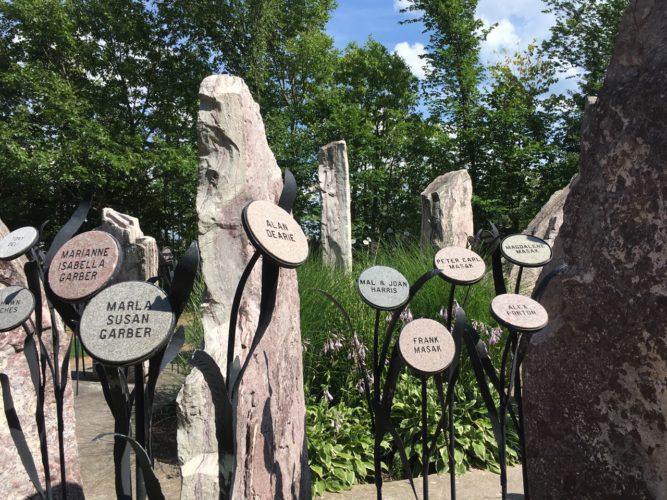 Memorial am Berg