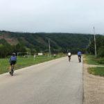 Biken bei Blue Mountain