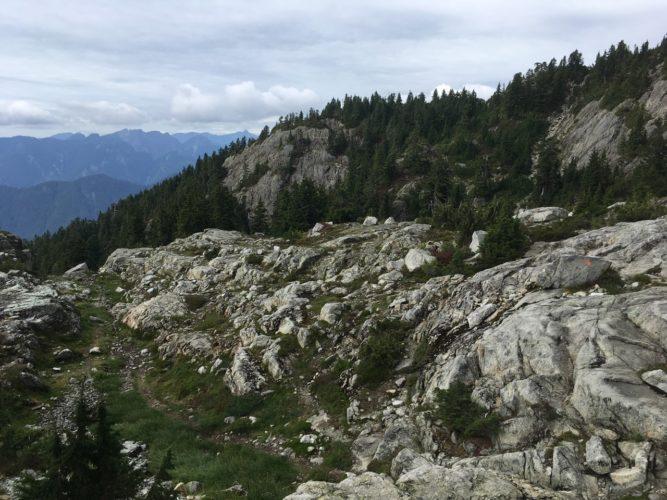 Mt Seymour - 1st Peak