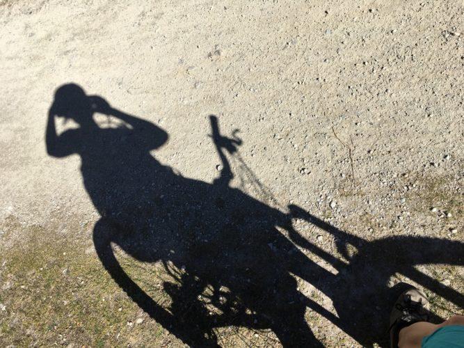 Fun beim biken