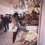 Markt in Lausanne