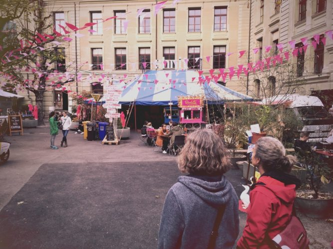 Festival in Bern