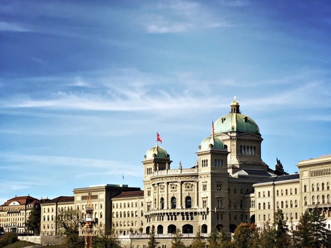 Berner Bundeshaus