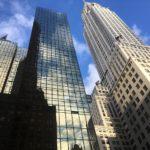New Yorker Skyline