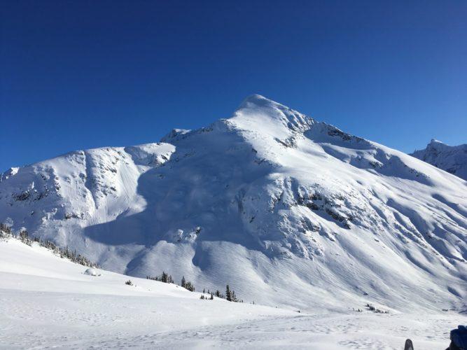 Mt Pebbel