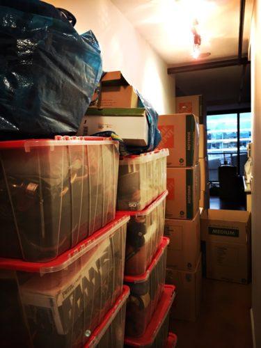 So viele Kisten