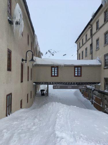Kloster St Bernard