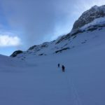 Über den Otemma Gletscher