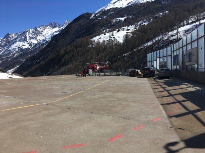 Helikopterplatz