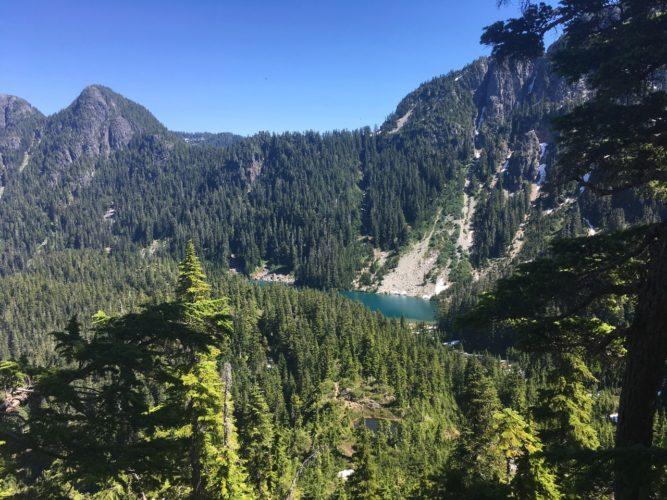 Bergseen